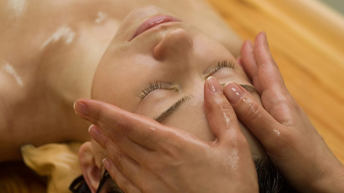 Anti stress facial treatment Belgrade