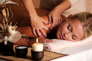 Anti stress massage Belgrade