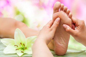 Foot massage Belgrade