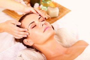 Head and face massage Belgrade