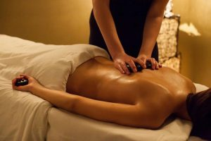 Volcanic rocks, hot stone massage Belgrade