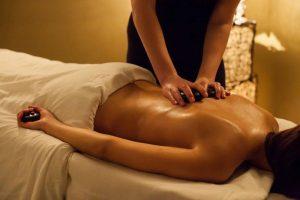 Volcanic rocks, hot stone massage Belgrade
