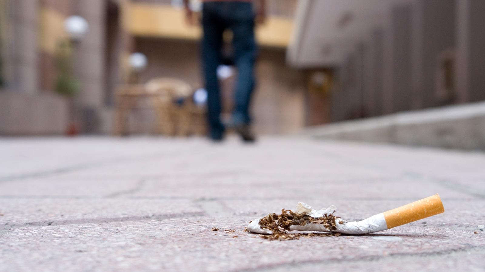ostaviti cigarete terapija