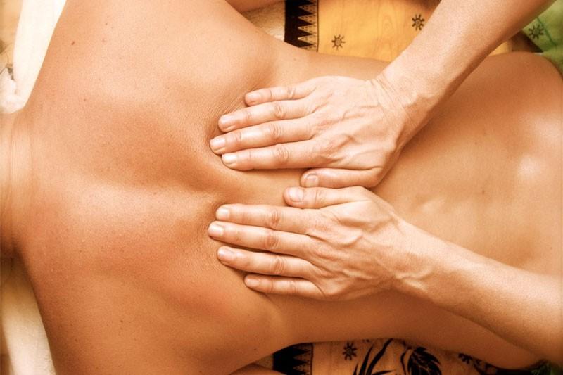 terapeutska masaža ledja