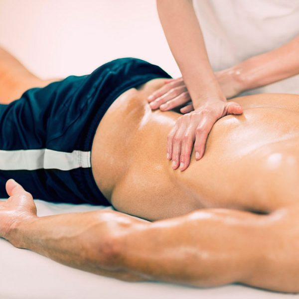 Sportska masaža poklon vaučer