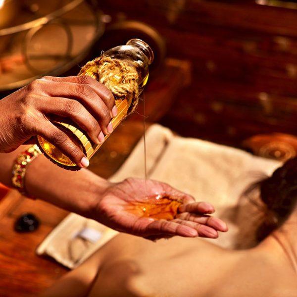 Ajurvedska masaža Poklon vaučer