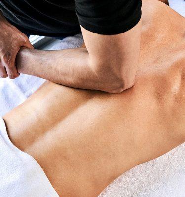 Terapeutska masaža leđa poklon vaučer