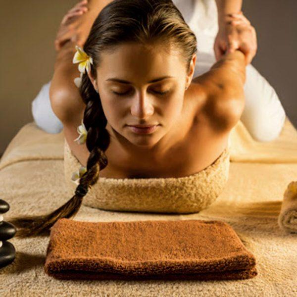 Yoga masaža poklon vaučer