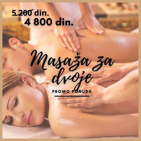 Masaža za dvoje Beograd