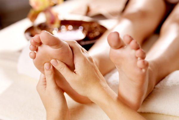 ELIKSIR ZDRAVLJA: Masaža stopala